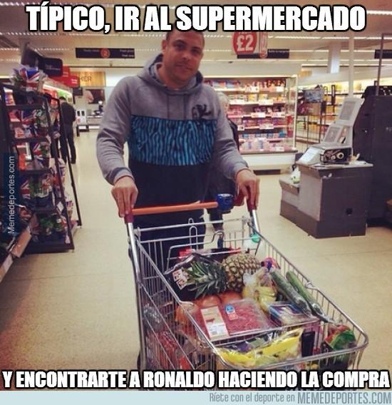 260062 - Típico, ir al supermercado