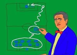 Enlace a Mourinho preparando su táctica ante el Manchester City