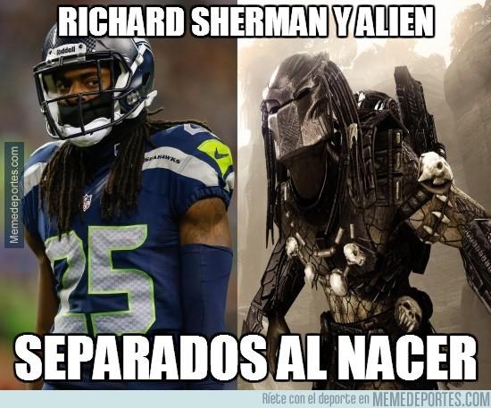 260218 - Richard Sherman y Alien