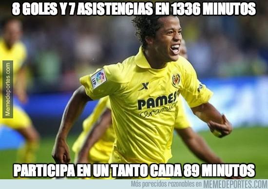 260590 - 8 goles y 7 asistencias en 1336 minutos