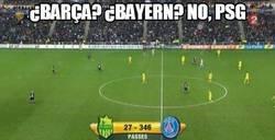 Enlace a ¿Barça? ¿Bayern? No, P$G