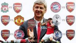 Enlace a Los encuentros del Arsenal en Febrero y Marzo...