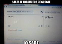 Enlace a Hasta el traductor de google
