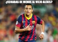 Enlace a ¿Echabas de menos al viejo Alexis?