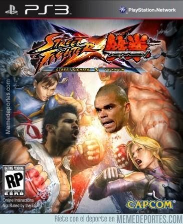 261775 - Pepe y Diego Costa fichan por Street Fighter
