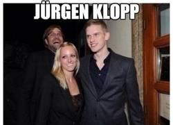 Enlace a Jürgen Klopp, troll de oro