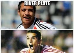 Enlace a River Plate, fábrica de delanteros
