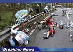 Enlace a Chuck Norris llega al ciclismo