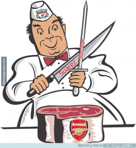 262144 - Armas del Liverpool para ganar al Arsenal mañana