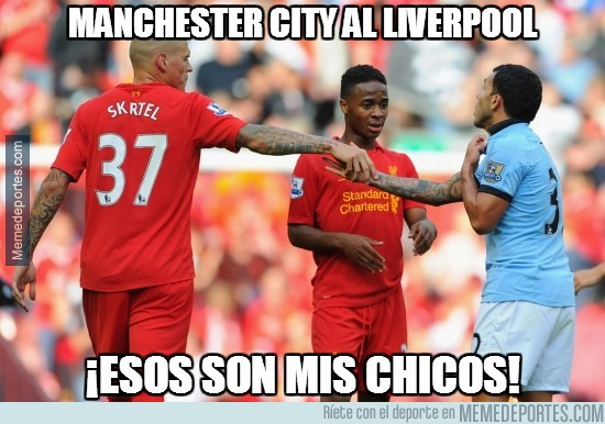 262434 - Manchester City al Liverpool