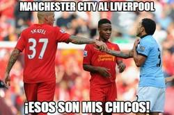 Enlace a Manchester City al Liverpool
