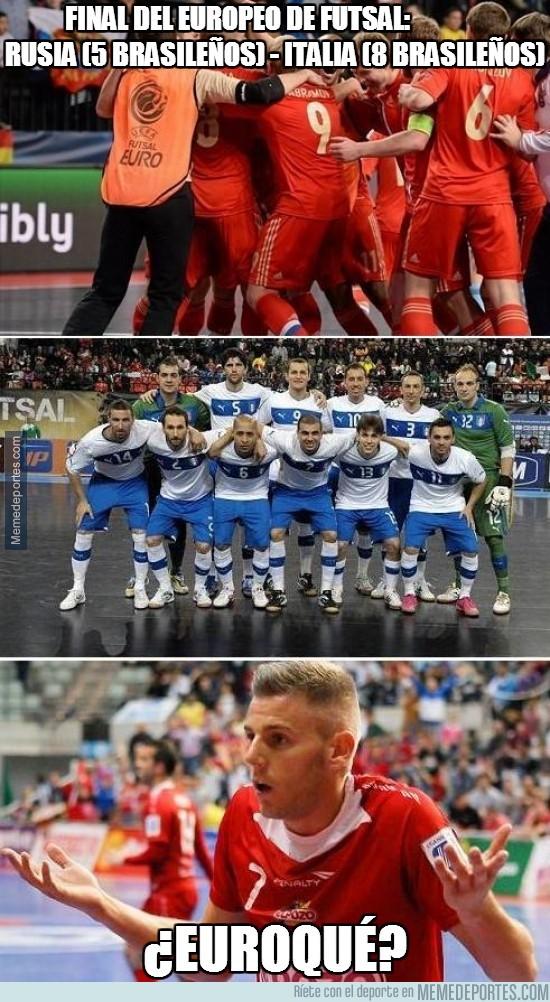 262657 - Final del europeo de futsal
