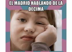 Enlace a El Madrid vuelve a hablar de la décima
