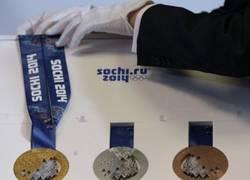 Enlace a Las medallas de Sochi tienen una pinta espectacular