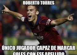 Enlace a Roberto Torres
