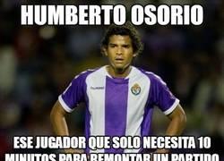 Enlace a Humberto Osorio