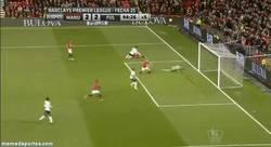 Enlace a GIF: Y como es de costumbre, al United le joden en el ultimo minuto
