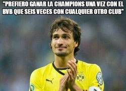 Enlace a Hummels #respect