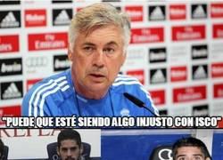 Enlace a Ancelotti, ¿Hasta ahora no te das cuenta?
