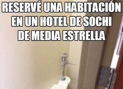 Enlace a Reservé una habitación en un hotel de Sochi de media estrella