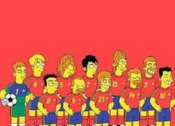 Enlace a Cameos deportivos en Los Simpson