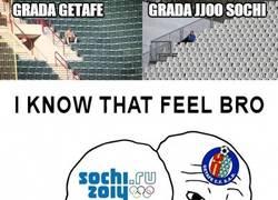 Enlace a Getafe y Sochi