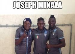 Enlace a Joseph Minala