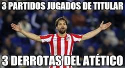 Enlace a Ya tenemos al gafe del Atlético