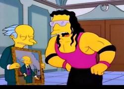 Enlace a Cameos deportivos en Los Simpson. Parte 2