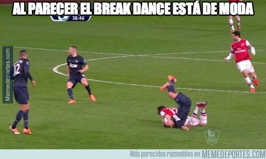 265311 - Al parecer el breakdance está de moda