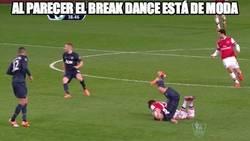 Enlace a Al parecer el breakdance está de moda