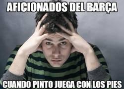 Enlace a Aficionados del Barça