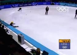 Enlace a GIF: Y así Australia gana su primera medalla de oro