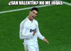 Enlace a ¿San Valentín? No me jodas
