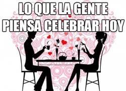 Enlace a San Valentín... hoy empieza algo mejor
