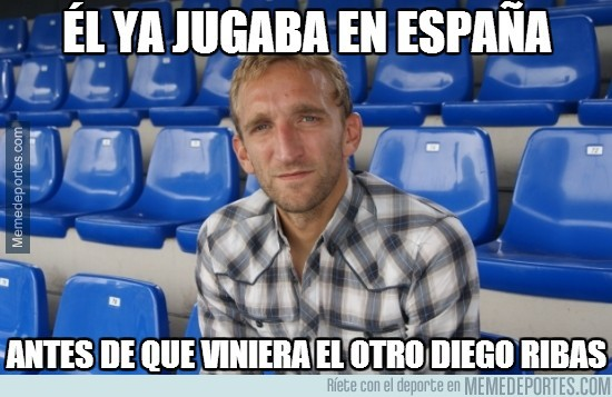 266046 - Él ya jugaba en España