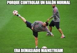 Enlace a Porque controlar un balón normal