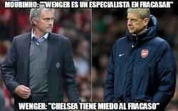 Enlace a Mourinho vs Mourinho, round one