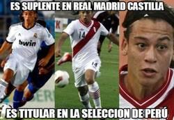 Enlace a Es suplente en Real Madrid Castilla