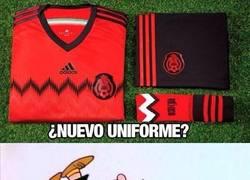Enlace a Nuevo uniforme