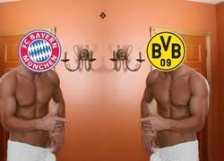 Enlace a Resumen del Borussia y el Bayern esta jornada