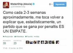 Enlace a La lógica de Mr. Chip