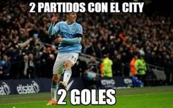Enlace a 2 partidos con el City