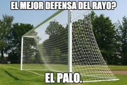 Enlace a ¿E mejor defensa del Rayo?