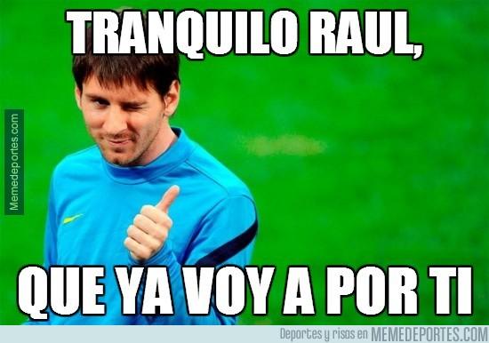 266716 - Tranquilo Raul