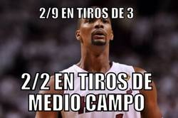 Enlace a Simplemente, Chris Bosh