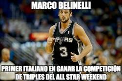 Enlace a Marco Belinelli