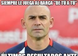 Enlace a Siempre le juega al Barça de tú a tú