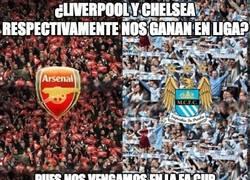 Enlace a ¿Liverpool y Chelsea respectivamente nos ganan en liga?