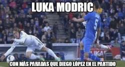 Enlace a Luka Modric y sus paradones